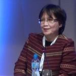 ศ.ดร.กาญจนา กาญจนสุต คนไทยกับรางวัล 2013 Internet Hall of Fame