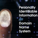 ข้อมูลส่วนบุคคลในระบบชื่อโดเมน (Personally Identifiable Information in Domain Name System)